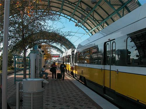 DART Light Rail Plano, TX